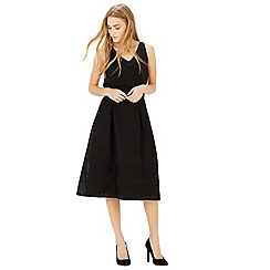 Warehouse - Linear prom skirt