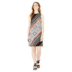 Warehouse - Latina printed shift dress