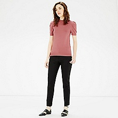 Warehouse - Puff short sleeve jumper