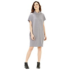Warehouse - Cowl tunic dress