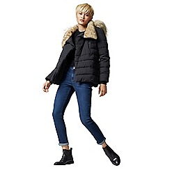 Warehouse - Short Luxe Padded Jacket