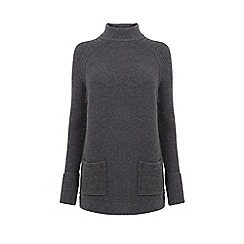 Warehouse - Patch Pocket Tunic Jumper