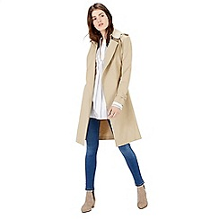 Warehouse - Clean Belted Trench