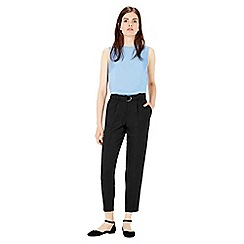 Warehouse - Soft Belted Peg Trousers