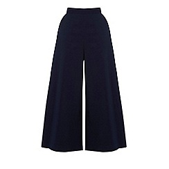 Warehouse - Cropped Wide Leg Trouser