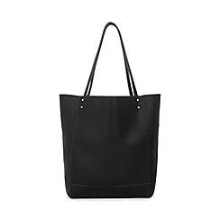 Warehouse - Stud Panelled Shopper Bag