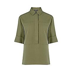 Warehouse - Seam Detail Shirt
