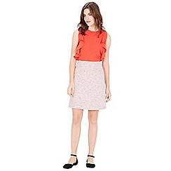 Warehouse - Summer Tweed Pelmet Skirt