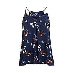 Warehouse - Spaced Floral Cami Top