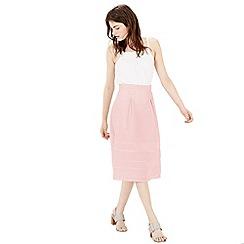 Warehouse - Linear Prom Skirt