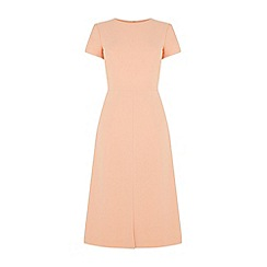 Warehouse - Split Front Midi Dress