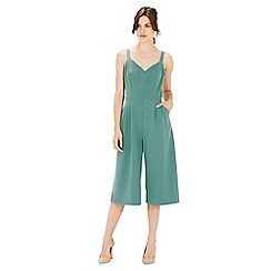 Warehouse - Compact Crepe Jumpsuit