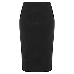 Warehouse - Pinspot Pencil Skirt