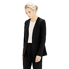 Warehouse - Clean Collarless Jacket