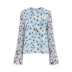 Warehouse - Daisy Long Sleeve Top