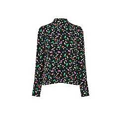 Warehouse - Geo Party Print Top