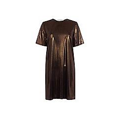 Warehouse - Lam  Tee Dress