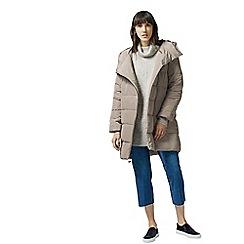 Warehouse - Hooded Padded Coat