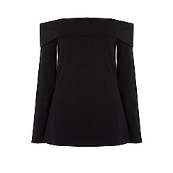 Warehouse - Bardot Top