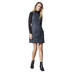 Warehouse - Lupita Tweed Shift Dress