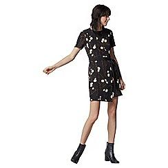 Warehouse - Fire Fly Print Dress