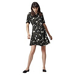 Warehouse - Firefly Flippy Dress