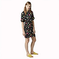 Warehouse - Woodstock floral shift dress