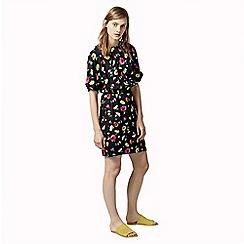 Warehouse - Woodstock floral shift dress