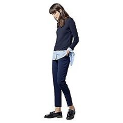 Warehouse - Stripe bow cuff jumper