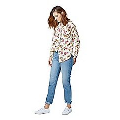 Warehouse - Spaced sidney floral shirt
