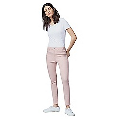 Warehouse - Cropped skinny cut jeans