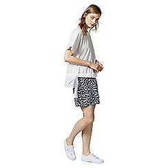 Warehouse - Animal printed skirt