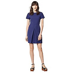 Warehouse - Box pleat dress