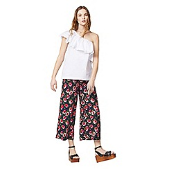 Warehouse - Climbing rosa trousers