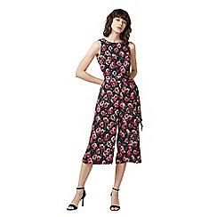 Warehouse - Climbing rosa jumpsuit