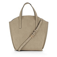 Warehouse - Curve top tote bag