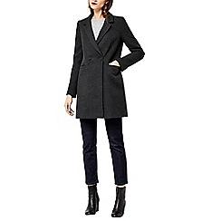 Warehouse - Clean crombie coat