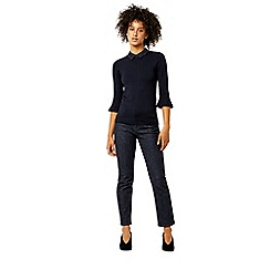 Warehouse - Lace collar jumper