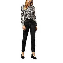 Warehouse - Animal print jumper