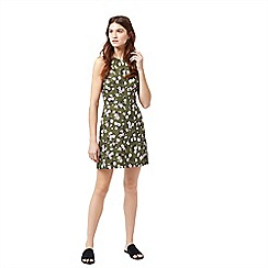Warehouse - Mae floral shift dress