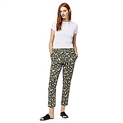 Warehouse - Mae floral trousers