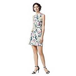 Warehouse - Decoupage floral dress