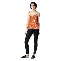 Warehouse - Climbing azalea print camisole