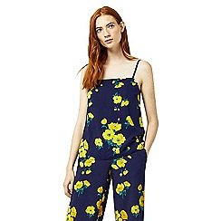 Warehouse - Delia floral print camisole
