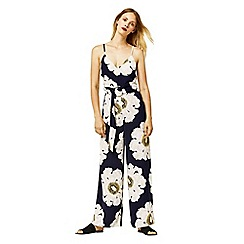 Warehouse - Melody floral jumpsuit