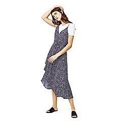 Warehouse - Mini mono block dress