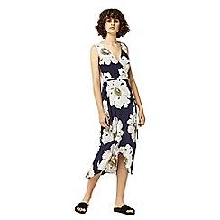 Warehouse - Melody floral midi dress