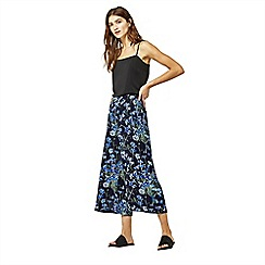 Warehouse - Full bloom culottes