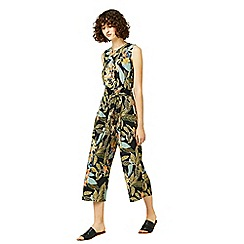 Warehouse - Tropical garden jumpsuit