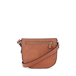 Warehouse - Square casual crossbody bag